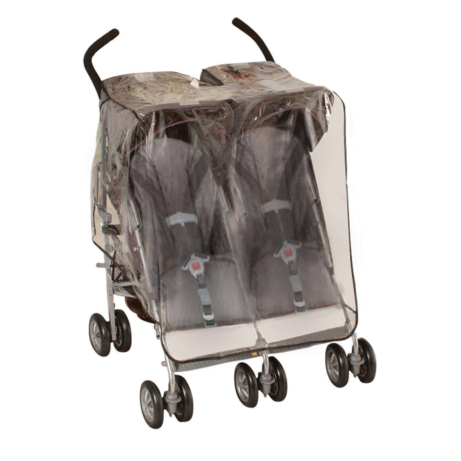 Jeep Side By Side Stroller Weather Shield