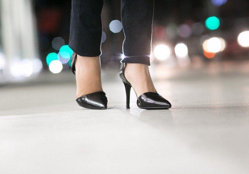 Infringe Pointed Ankle Strap Heels - Steve Madden