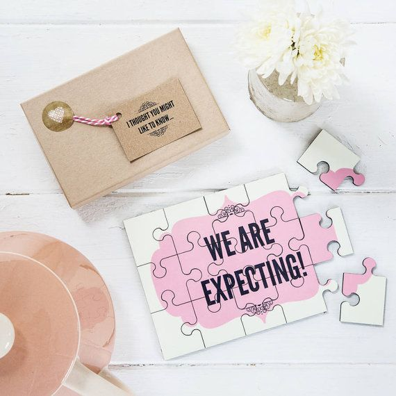 50 Creative Ways to Announce youre Pregnant – Grandparents Announcement Baby