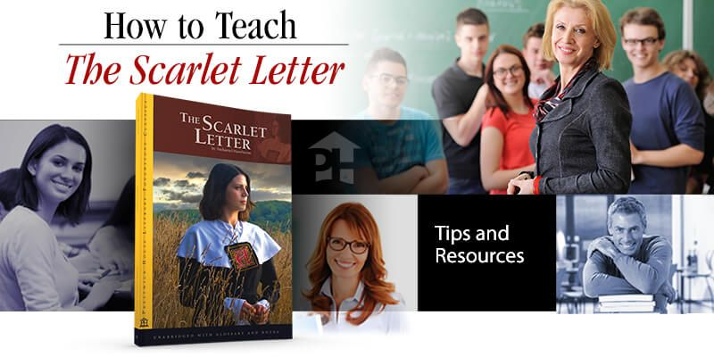Free Teaching Guide The Scarlet Letter The scarlet