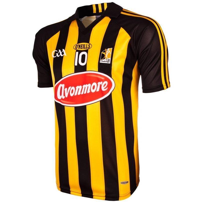 Kilkenny GAA Home Jersey  3740d2c5d