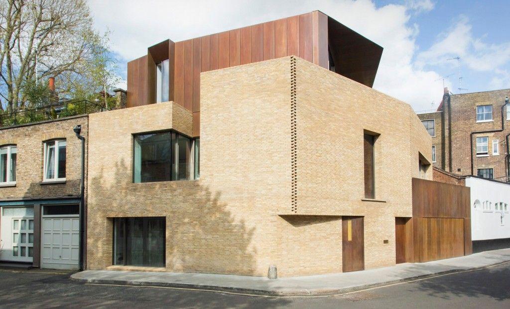 Modern Architecture London England levring house | bloomsbury, london, england | jamie fobert