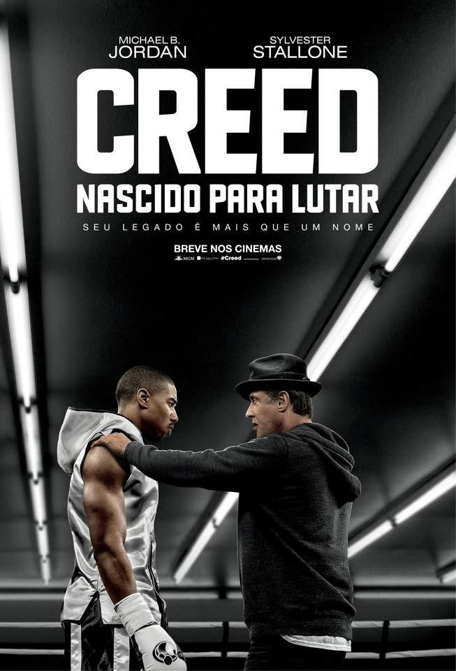 Um Filme De Ryan Coogler Com Michael B Jordan Sylvester Stallone