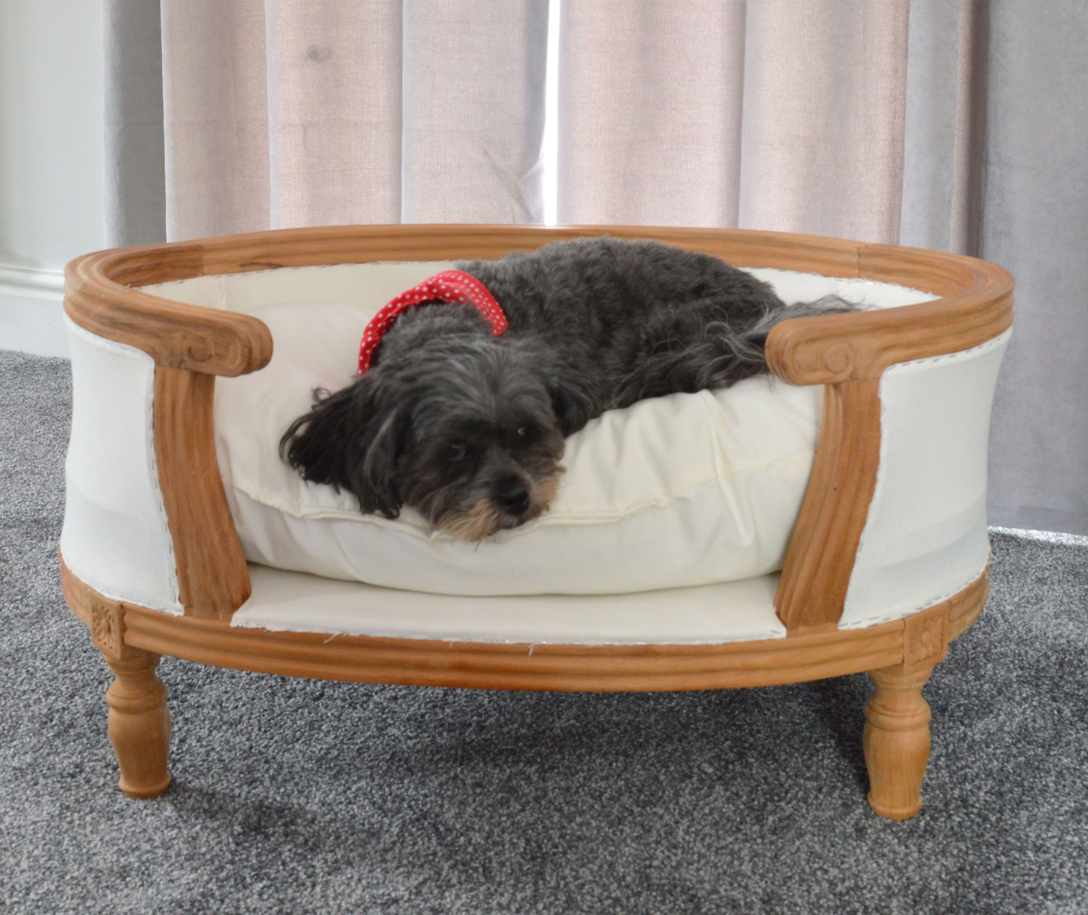 French Dog Bed Frame Cat Bed Pet Bad Luxury Pet Bed Dog Beds
