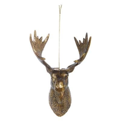 Moose Head Christmas Decoration X Planning for a Merry Christmas - moose christmas decorations