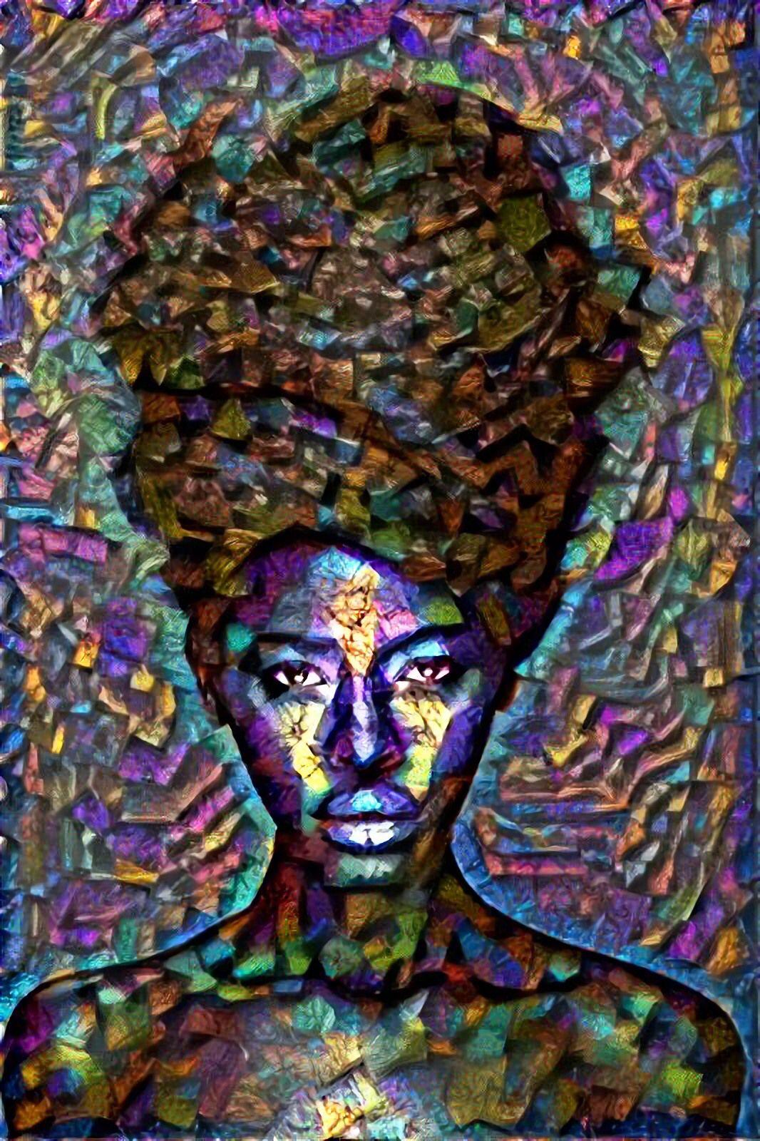 Pride Motivational African American Art Print 16x20