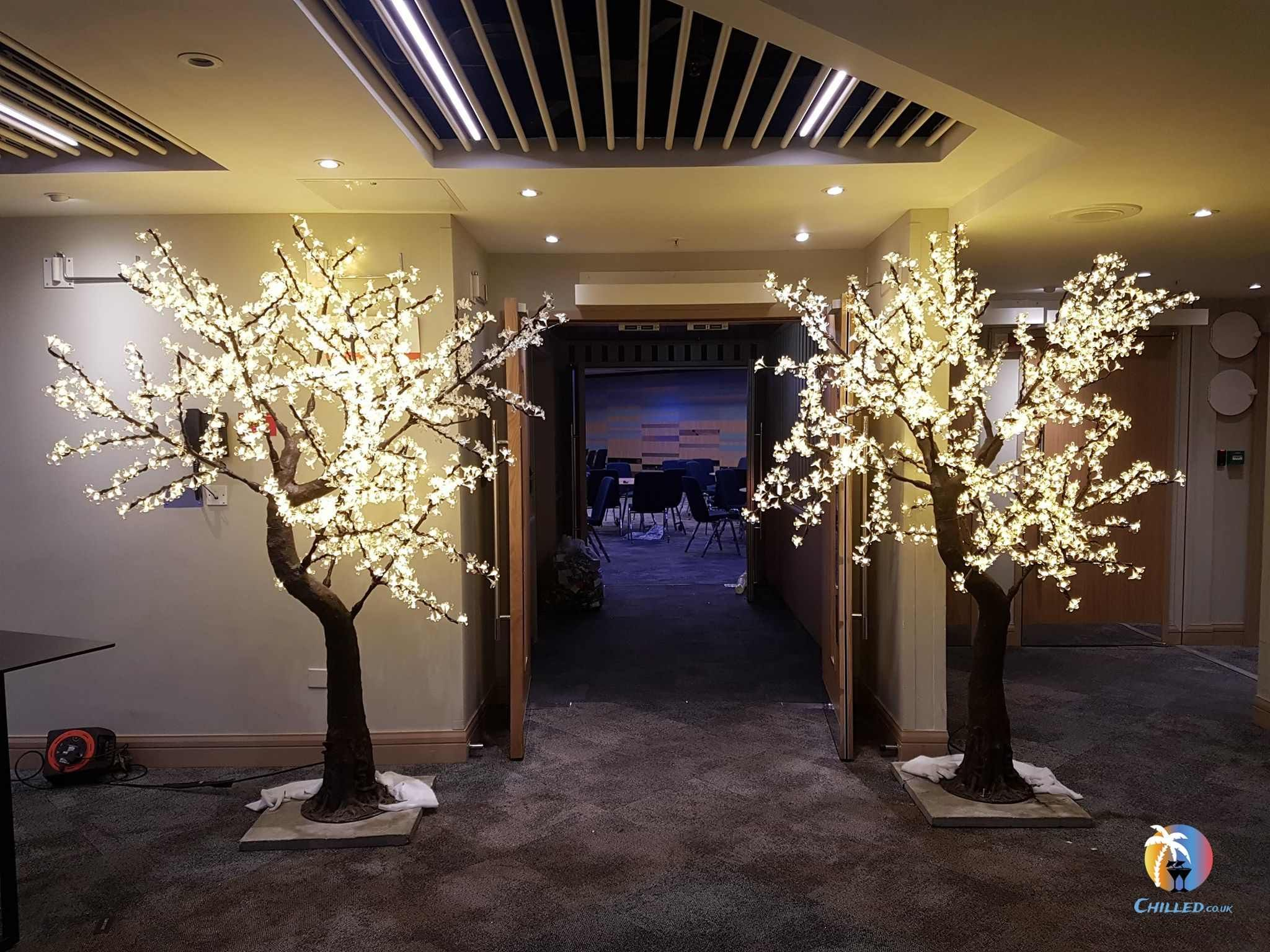3m High Led Cherry Blossom Tree Ledtree Ledtreehire Wedding Partyideas Partyprops Eventprofs Eventdecor Eventdesign E Led Tree Cherry Blossom Tree Led