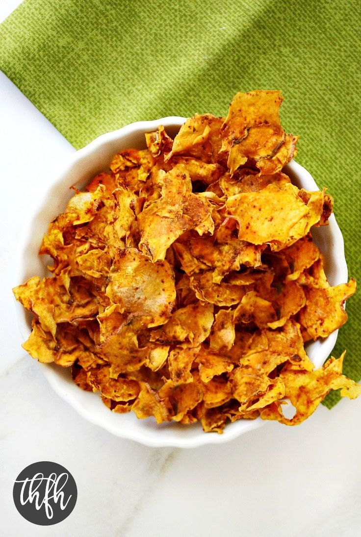 Dehydrator Sweet Potato Chips