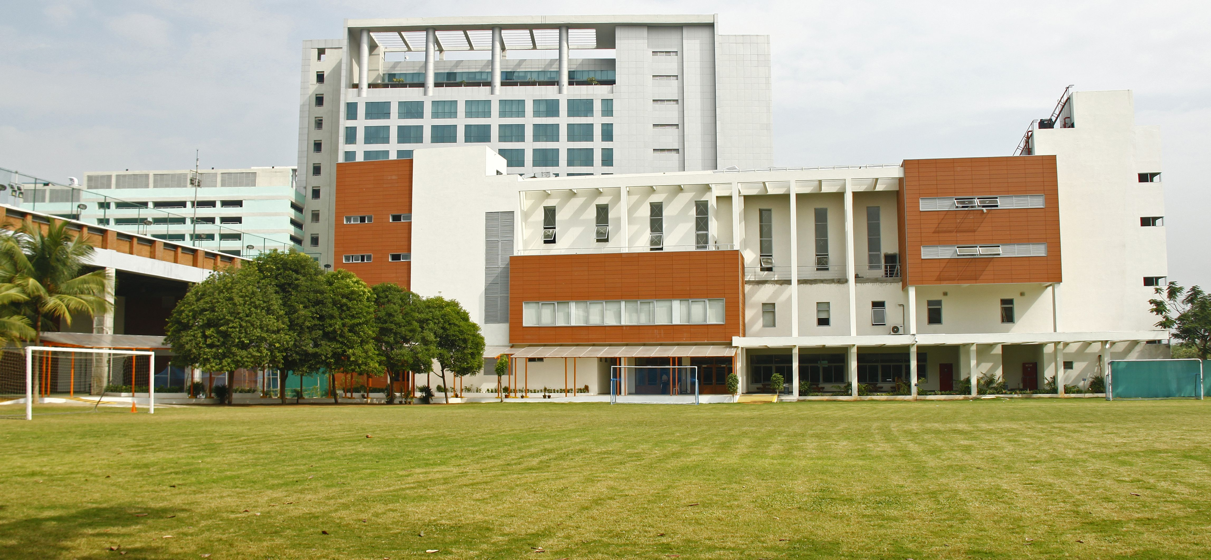 American International School Chennai that has been awarded