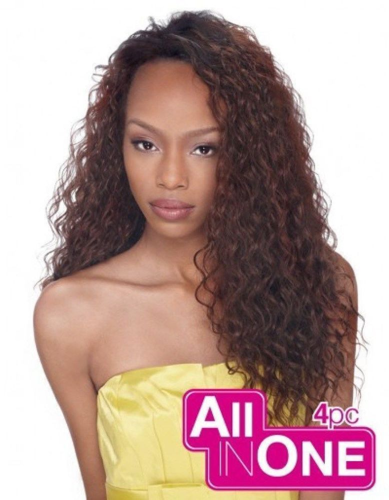 Brazilian Outre Wavy Sew Glue In Timeless Hair Weave Extensions