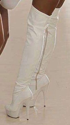 Госпожа соседка сапоги чулки ухаживание за ножками