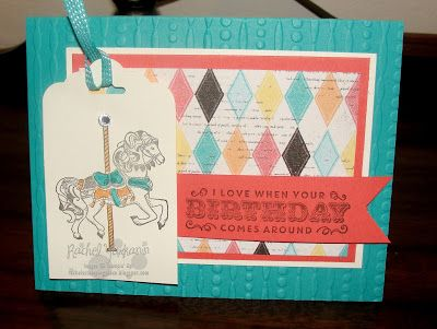 Rachel's Stamping Place: Ready for All Occasions and Time to Sale-a-brate