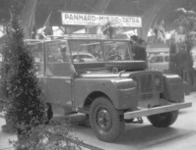 This Time In 1948 Land Rover Is Preparing To Launch The Series One 80 At Amsterdam Motor Show Cost Was 495 15 000 Today S Money Which