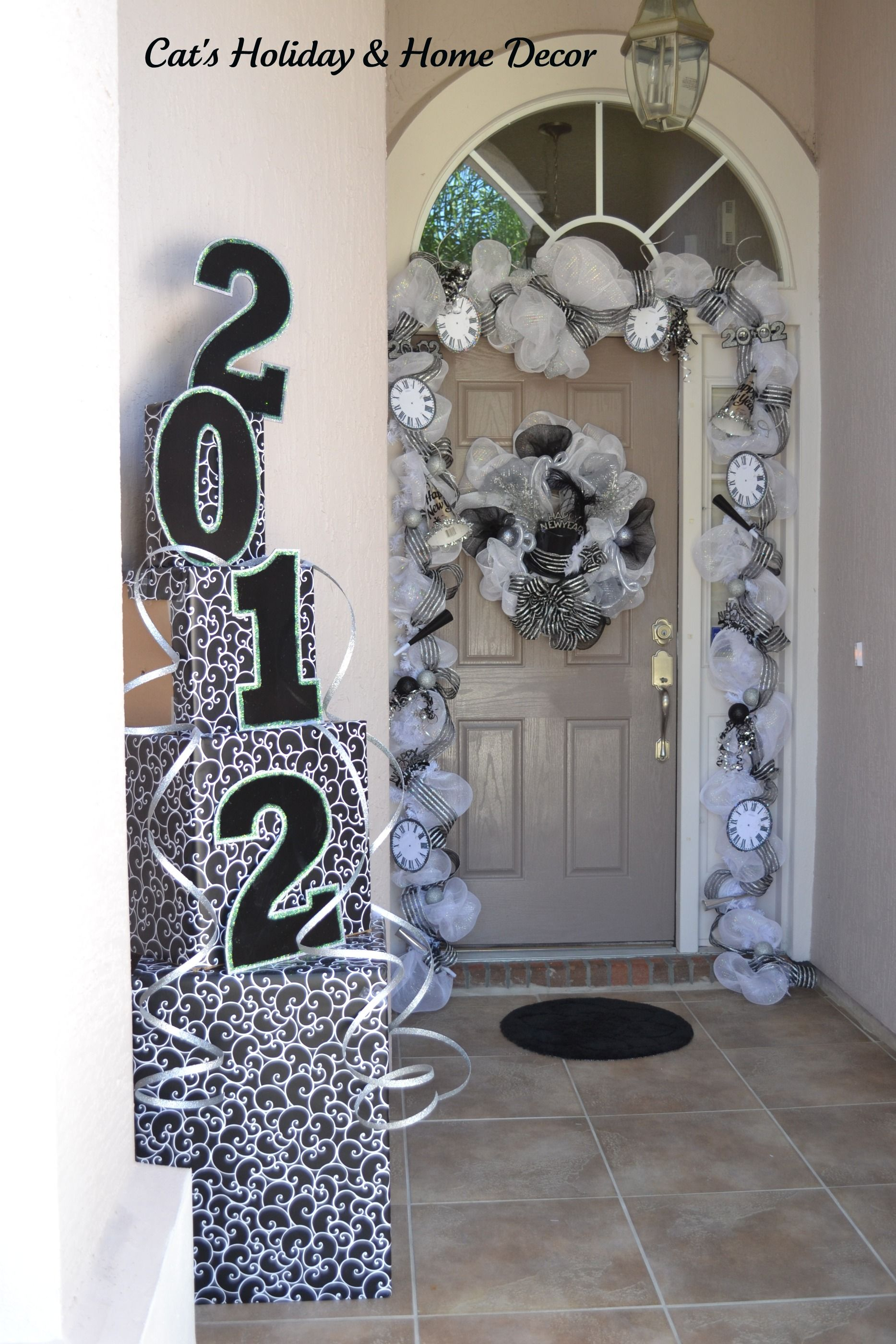 15 New Years Party Decoration Ideas   New years eve ...