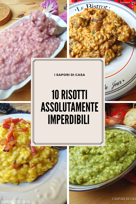 Photo of 10 ABSOLUTELY UNMISSABLE RISOTTS – I Sapori di Casa