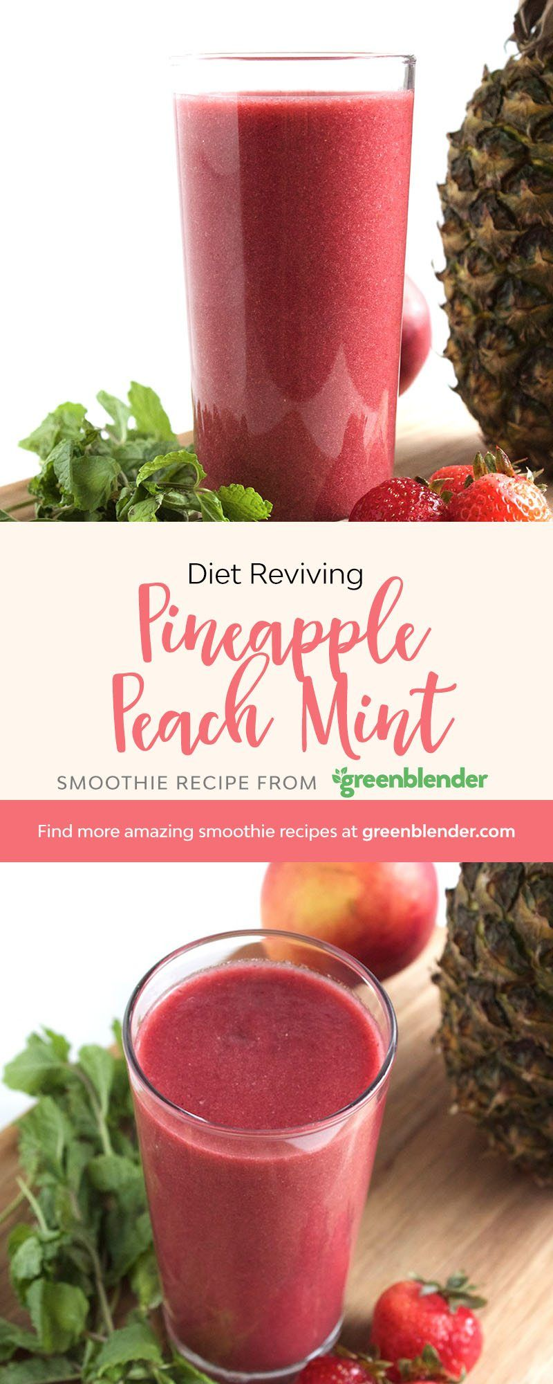 Pineapple peach mint acai berry berry and smoothies while acai berry has been touted as a weight loss superfood those claims are forumfinder Images
