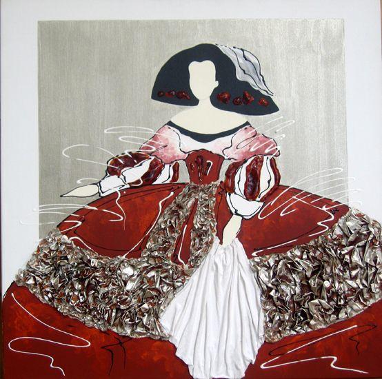 Variarte todo en cuadros lienzos y pinturas meninas for Cuadros meninas modernas