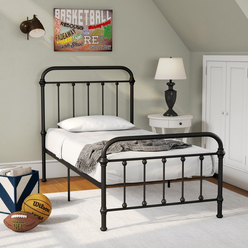 Lofton Twin Bed Bed Slats Bed Frame Bed