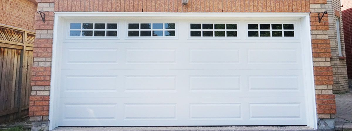 Steelinsulateddoors There Are Many Different Types Of Windows For You To Choose Welcome To Kn Contemporary Garage Doors Garage Door Makeover Door Insulation