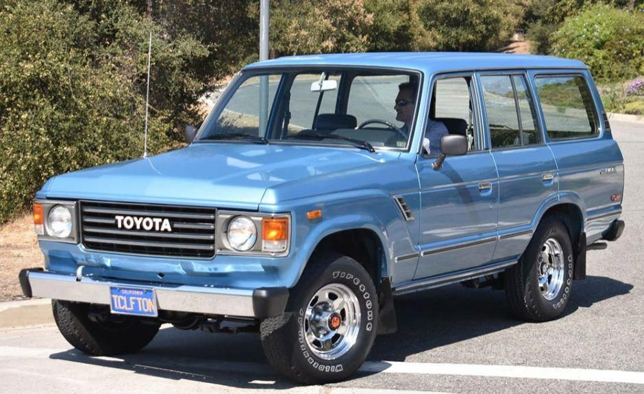 1983 Toyota Land Cruiser Fj60 Toyotaclassiccars Land Cruiser Toyota Land Cruiser Classic Cars