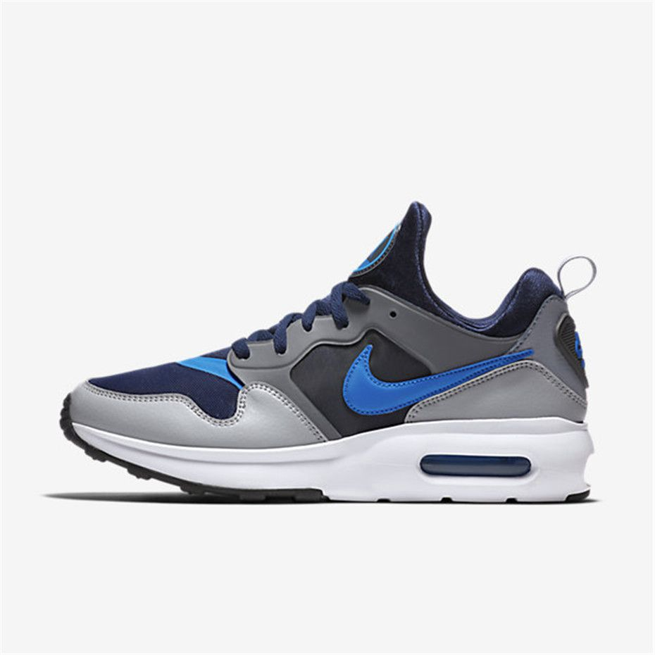 1f40574cde3477 Nike Air Max Prime (Midnight Navy   Cool Grey   Wolf Grey   Photo Blue)