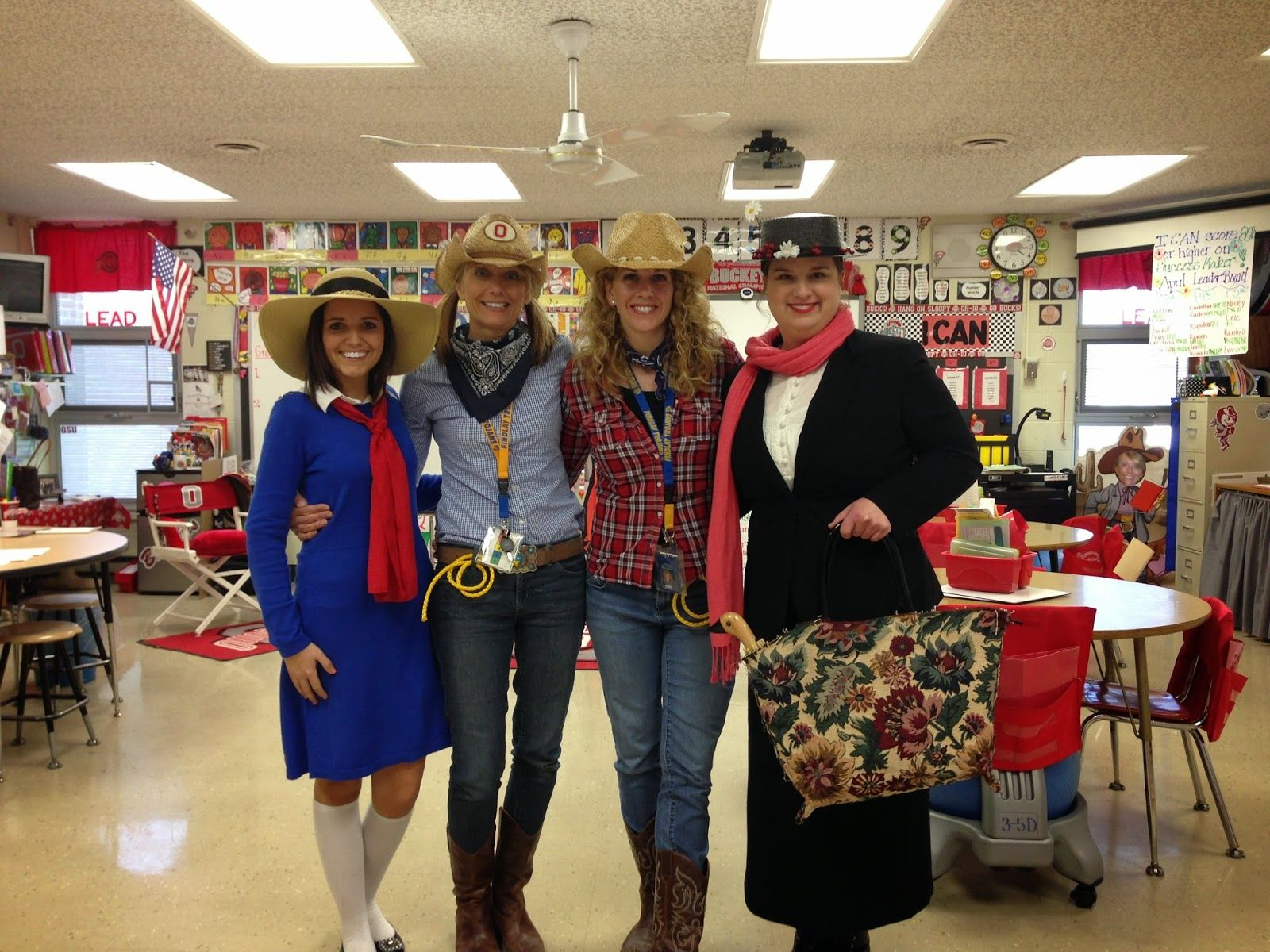 Classy In The Classroom: Spirit Week: Dress Like Your Favorite ...