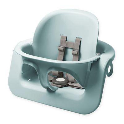 Stokke® Steps™ Baby Set™ in Aqua Blue | Baby seat, Stokke