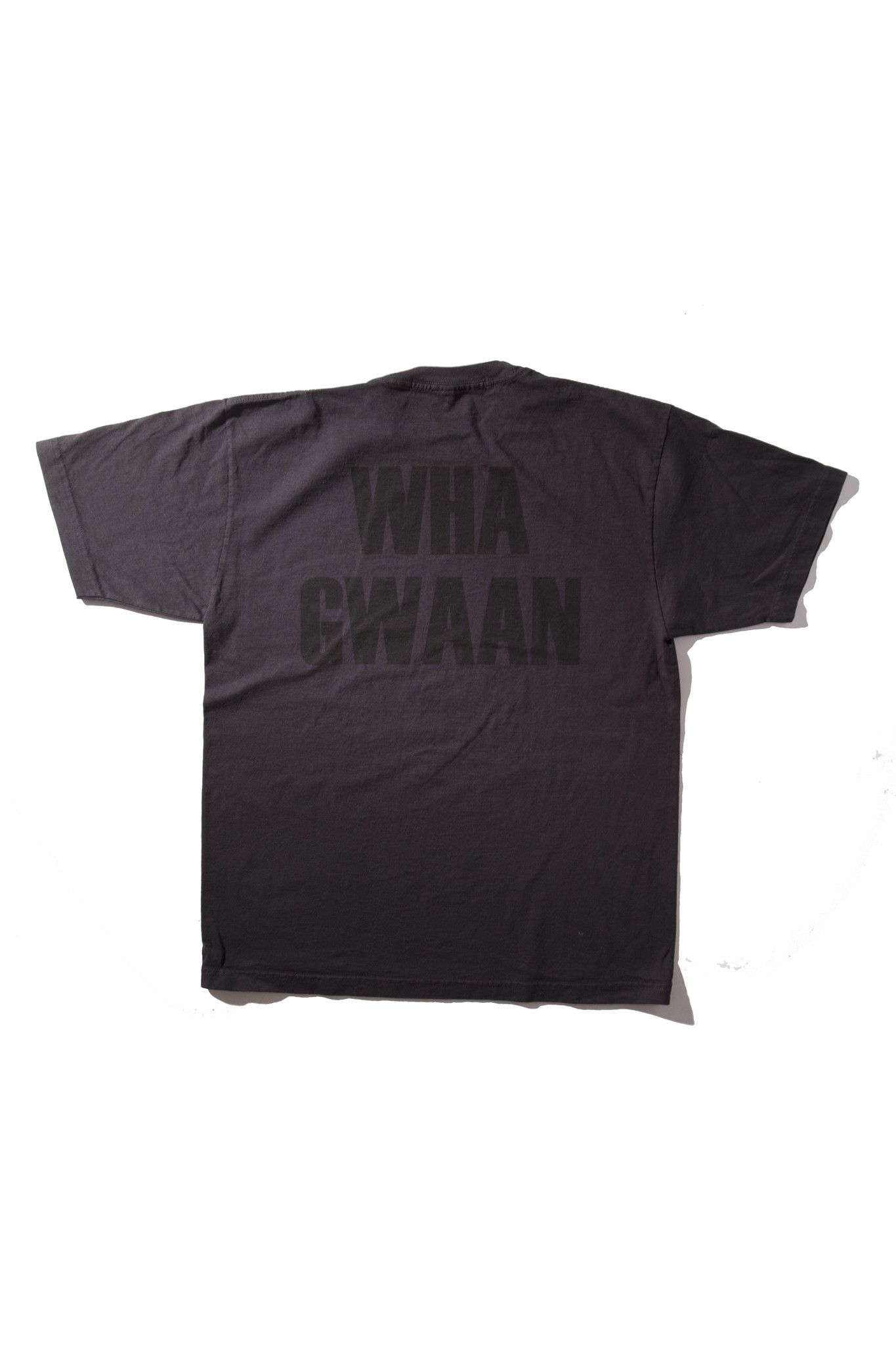 UNION LOS ANGELES UNION WHA GWAAN T-Shirt (Murdered Out)