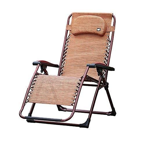 Duwx  recliners adult folding chair office nap chair home multifunction chair balcony chair sun lounger Columned cherries and columned fruit in general are particularly p...