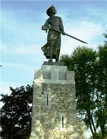Qui Etait Madeleine De Vercheres Ecole Madeleine De Vercheres Capital Of Canada War Monument Story Of The World