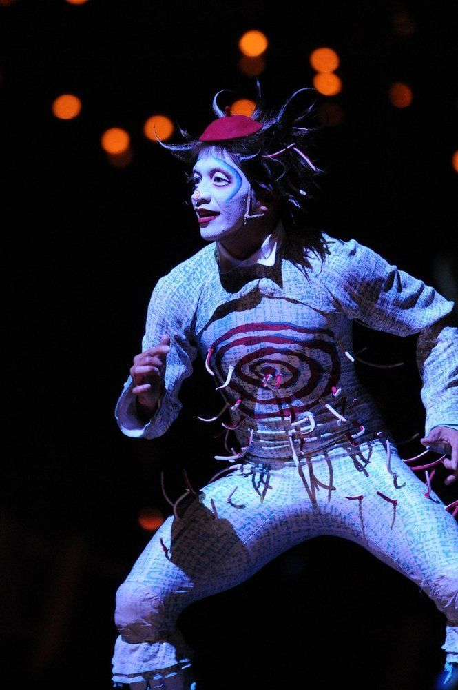 Cirque Du Soleil Colors: World Of Color, Character