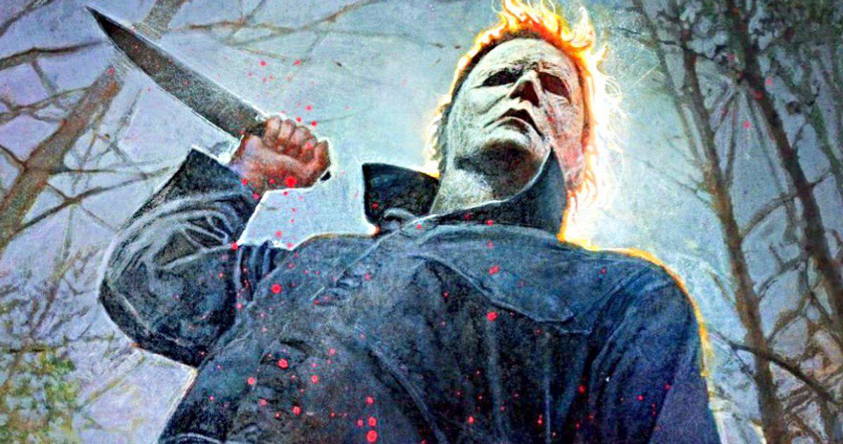 'Halloween Kills' Begins Shooting, Michael Myers' Knife