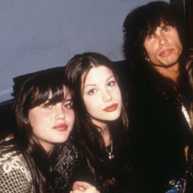Así descubrió Liv Tyler que el líder de Aerosmith era su padre
