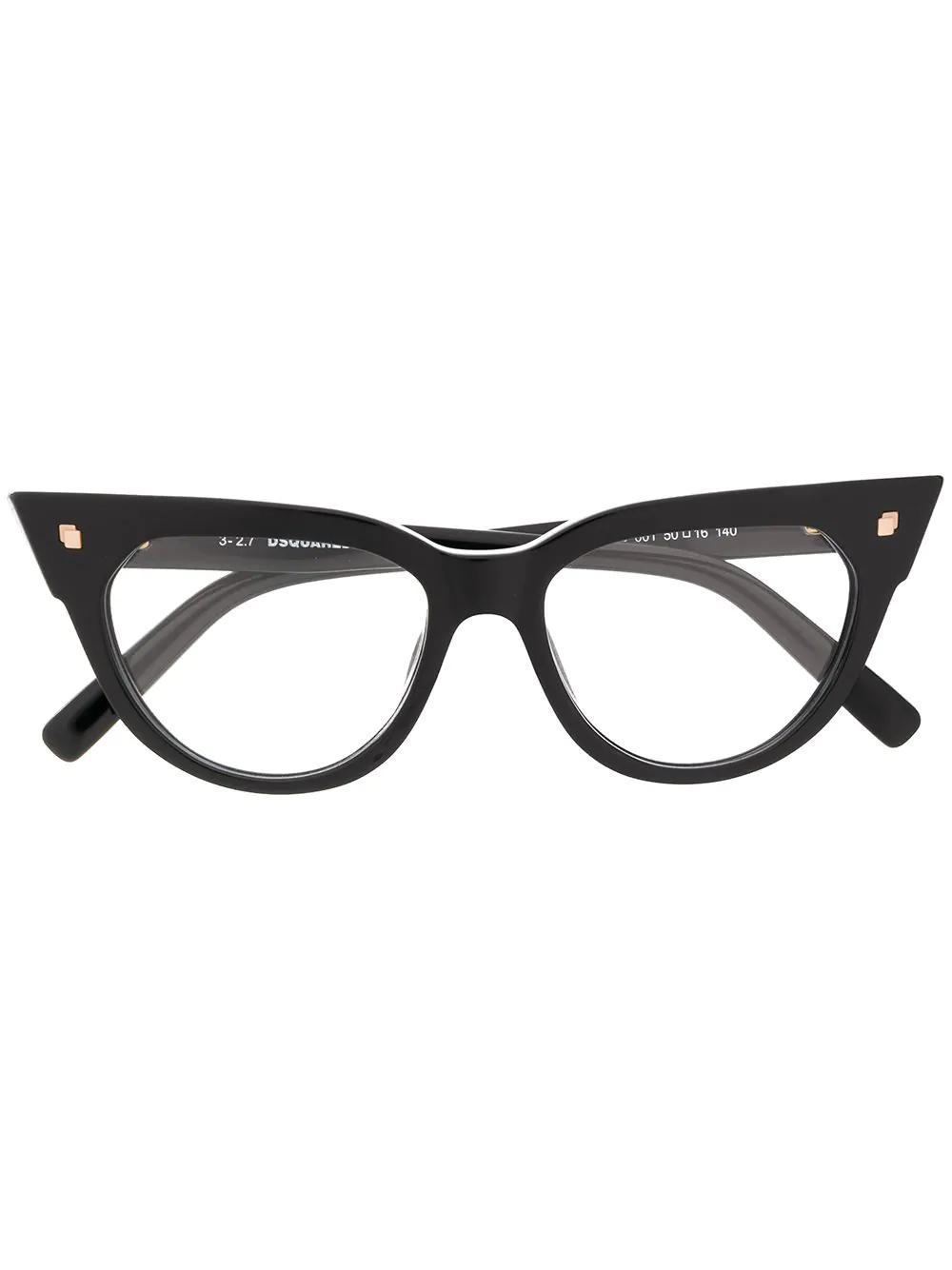 Dsquared2 Eyewear Cat Eye Glasses Farfetch Cat Eye Glasses Cat Eye Glasses Frames Vintage Cat Eye Glasses Frames
