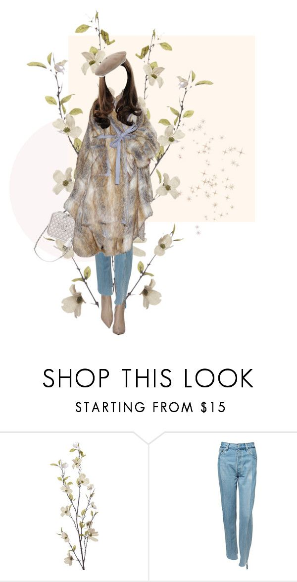 """""""Untitled #195"""" by liliakorobkina ❤ liked on Polyvore featuring Pier 1 Imports, Balenciaga, Vetements and Gucci"""