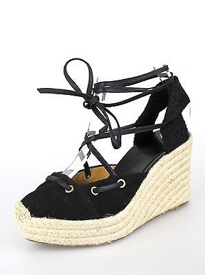 outlet cheap Hermès Leather Lace-Up Sandals free shipping newest discounts for sale cheap new styles clearance affordable bjRMN