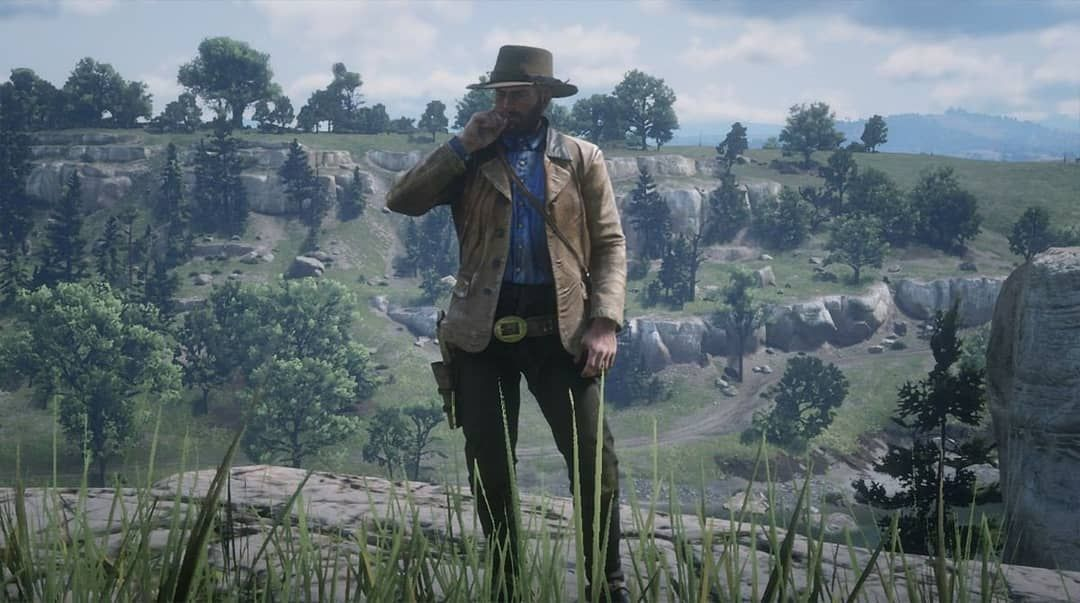 Señor Arthur Morgan Red Dead Redemption Red Dead Redemption Ii Xbox One