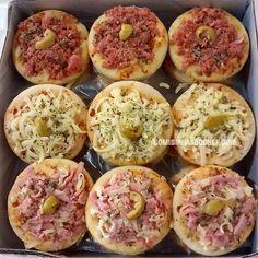 Mini Pizza para Festa