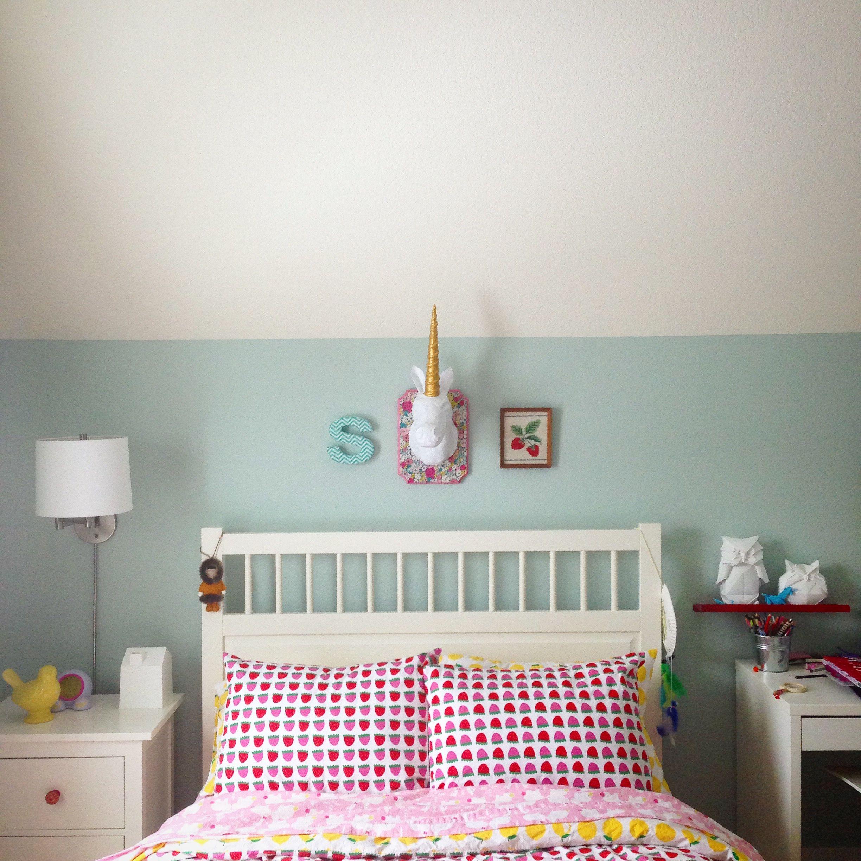 Palladian Blue, Hemnes Ikea Bed, Lil Blue Boo Paper Mache