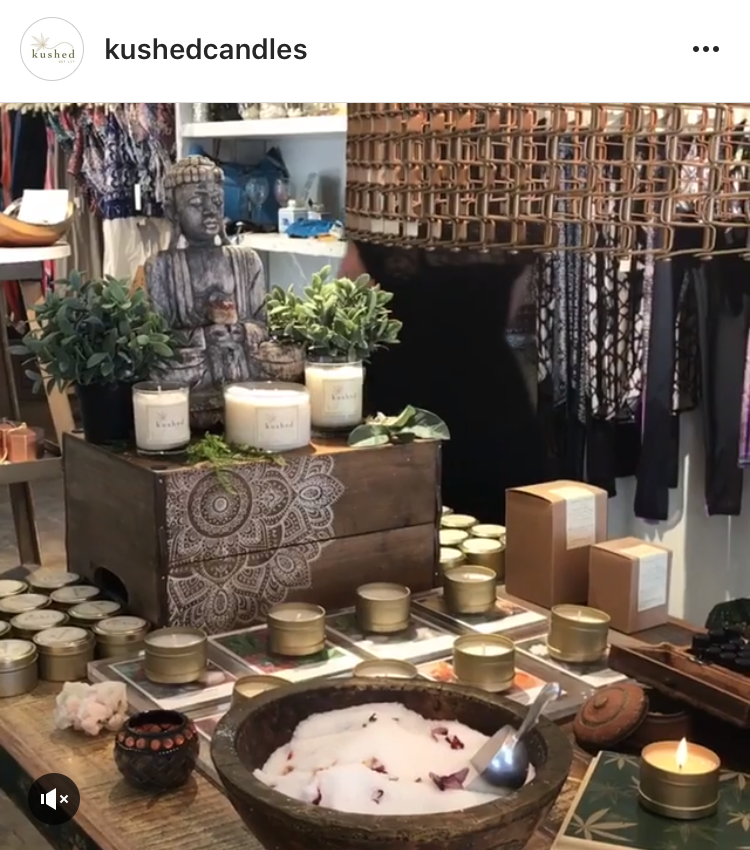 Candles Home Fragrance 2017 Visual Merchandising Store