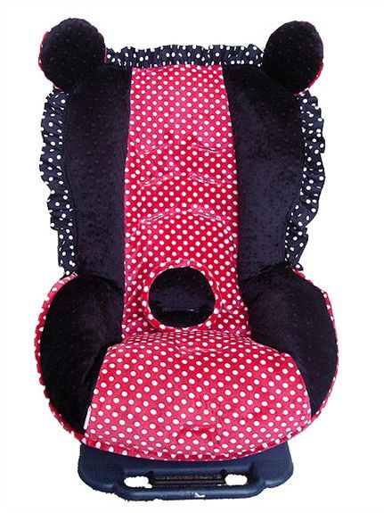 Toddler Car Seat Cover In Mimi Mouse
