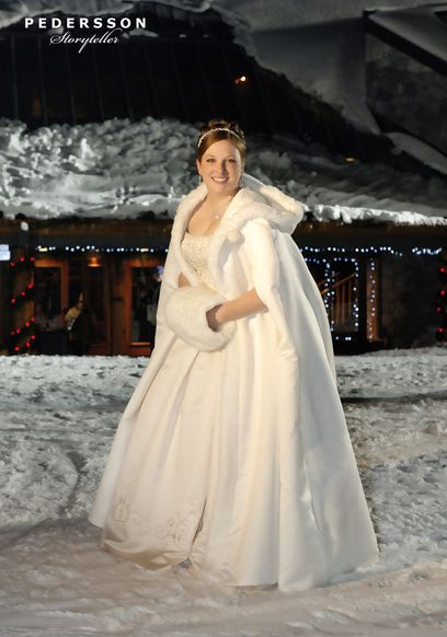 Winter Wedding at Grouse Mountain - The Peak of Vancouver | June ...