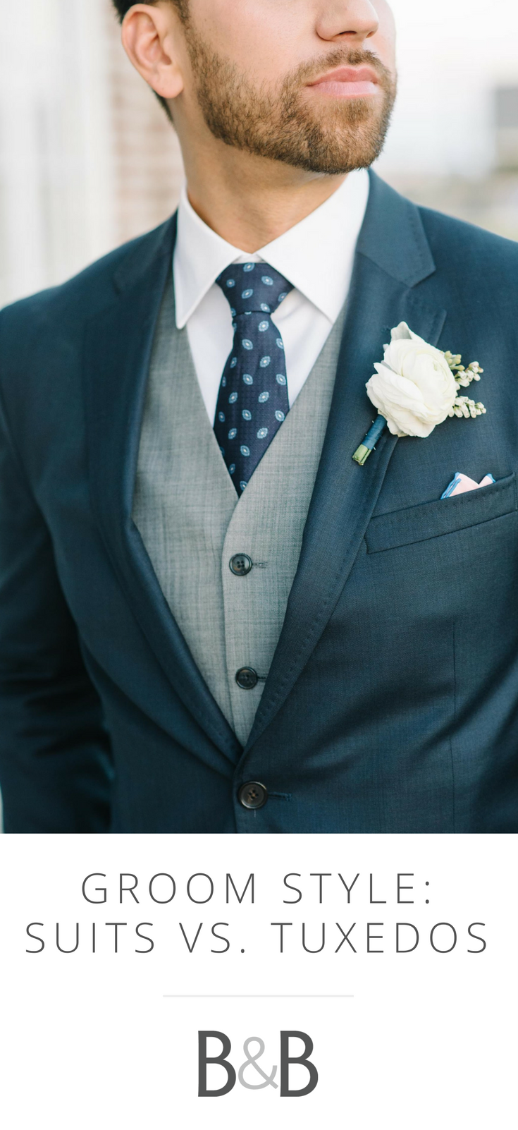 Groom fashion, tuxedo vs suit, tux, groomsmen style, wedding outfits ...