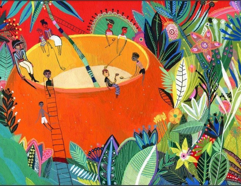 Soupe du Soir, par Aurelia Fronty