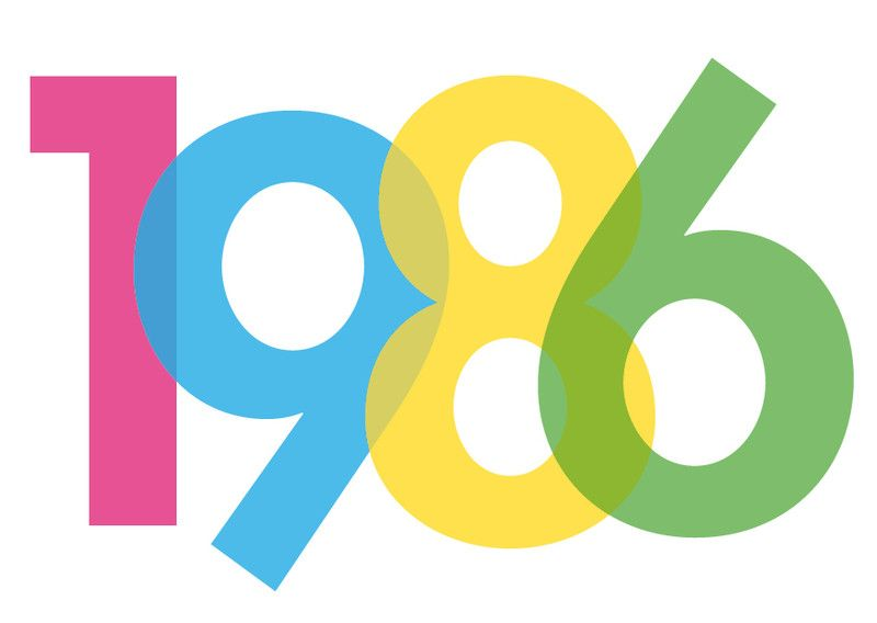 einladung zum 30. geburtstag: 1987 | school reunion, Einladungen