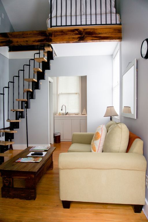 Come Stay At This Adorable Studio Apartment In Downtown Charleston Is A Great Place