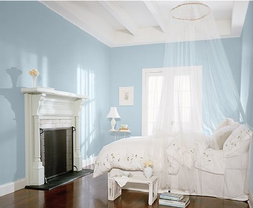 sonata by behr ava 39 s room blue behr paint colors. Black Bedroom Furniture Sets. Home Design Ideas