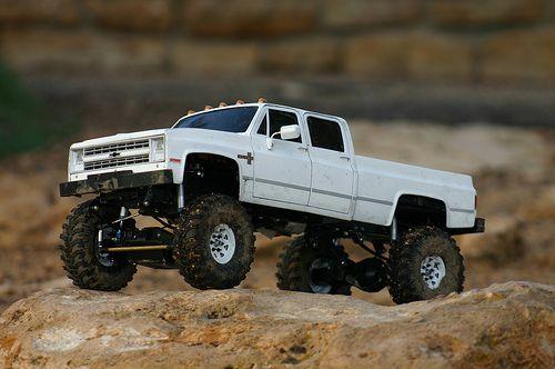 Jeffro's Custom RC Trail Trucks - Radio Control Zone | RC Bodies