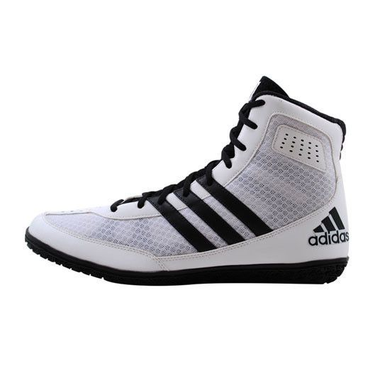 230859f03961fe Adidas Mat Wizard 3 Shoes - White Black ...