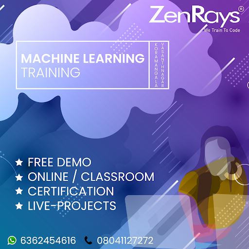 Best Machine Learning Training Institute In Bangalore Machine Learning Training Machine Learning Learning